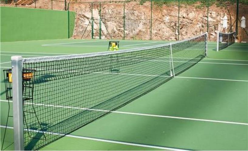 Руководство по сетке для большого тенниса