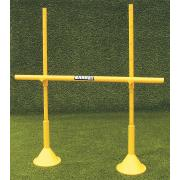BARRET GRADED HURDLE WITH BASES