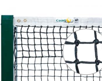 BAKU TENNIS NET COURT ROYAL TN15 BLACK