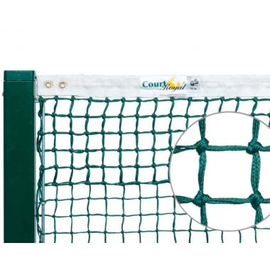 Сетка теннисная BAKU TENNIS NET COURT ROYAL TN20 GREEN